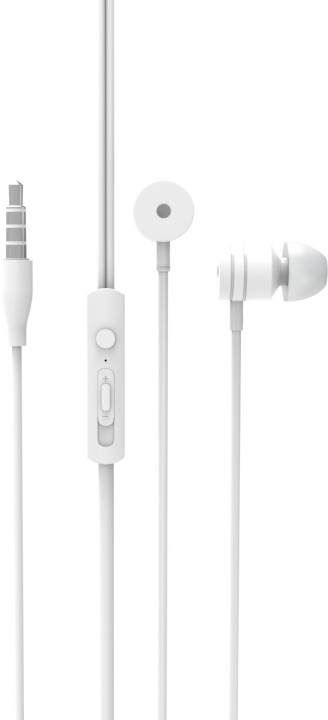 8d3ee4d3966 Reviews Summary + Pros/Cons - Portronics POR 764 Conch 204 White In Ear  Stereo Headphone having 3 5mm Aux port In Line high Quality mic Soft  silicon Ear ...