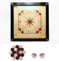 Jd Sports 1111 1.5 inch Carrom Board available at Flipkart for Rs.780