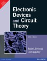 Electronic Devices and Circuit Theory 10 Edition price comparison at Flipkart, Amazon, Crossword, Uread, Bookadda, Landmark, Homeshop18