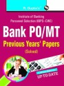 Bank P.O./MT Previous Solved Papers 1st Edition price comparison at Flipkart, Amazon, Crossword, Uread, Bookadda, Landmark, Homeshop18
