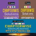 CBSE Chapterwise Solutions Chemistry, Mathematics and Physics for Class 12 (Set of 3 Books) price comparison at Flipkart, Amazon, Crossword, Uread, Bookadda, Landmark, Homeshop18