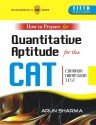 How to Prepare for Quantitative Aptitude for the CAT Common Admission Test 5th  Edition price comparison at Flipkart, Amazon, Crossword, Uread, Bookadda, Landmark, Homeshop18