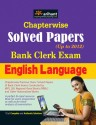 Chapterwise Solved Papers: Bank Clerk Exam English Language (Up to 2012) price comparison at Flipkart, Amazon, Crossword, Uread, Bookadda, Landmark, Homeshop18