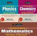 A Practice Books for Physics, Chemistry and Mathematics: JEE Main and Advance (Set of 3 Books) price comparison at Flipkart, Amazon, Crossword, Uread, Bookadda, Landmark, Homeshop18