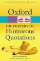 Oxford Dictionary of Humorous Quotations 4th Edition price comparison at Flipkart, Amazon, Crossword, Uread, Bookadda, Landmark, Homeshop18