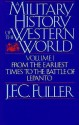 A Military History of the Western World, Vol. I: From the Earliest Times to the Battle of Lepanto price comparison at Flipkart, Amazon, Crossword, Uread, Bookadda, Landmark, Homeshop18