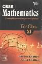 CBSE Mathematics: Thoroughly Revised as Per New Syllabus for Class - 11 1st Edition price comparison at Flipkart, Amazon, Crossword, Uread, Bookadda, Landmark, Homeshop18