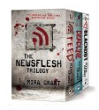 The Newsflesh Trilogy: Blackout/Deadline/Feed price comparison at Flipkart, Amazon, Crossword, Uread, Bookadda, Landmark, Homeshop18