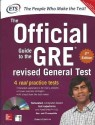 The Official Guide to the GRE Revised General Test (With CD) 2nd  Edition price comparison at Flipkart, Amazon, Crossword, Uread, Bookadda, Landmark, Homeshop18