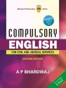 Compulsory English for Civil and Judicial Services 2nd  Edition price comparison at Flipkart, Amazon, Crossword, Uread, Bookadda, Landmark, Homeshop18