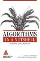 Algorithms In A Nutshell 1st Edition price comparison at Flipkart, Amazon, Crossword, Uread, Bookadda, Landmark, Homeshop18
