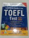 OFFICIAL GUIDE TO TOEFL TEST (English) 4th  Edition price comparison at Flipkart, Amazon, Crossword, Uread, Bookadda, Landmark, Homeshop18