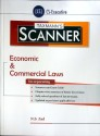 Scanner:Economic & Commercial Laws price comparison at Flipkart, Amazon, Crossword, Uread, Bookadda, Landmark, Homeshop18