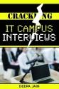 Cracking IT Campus Interviews 1st  Edition price comparison at Flipkart, Amazon, Crossword, Uread, Bookadda, Landmark, Homeshop18