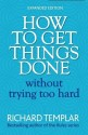 How to Get Things Done without Trying Too Hard Expended Edition price comparison at Flipkart, Amazon, Crossword, Uread, Bookadda, Landmark, Homeshop18
