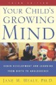 Your Child's Growing Mind: Brain Development and Learning from Birth to Adolescence price comparison at Flipkart, Amazon, Crossword, Uread, Bookadda, Landmark, Homeshop18
