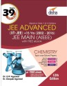39 Years IIT-JEE Advanced + 15 yrs JEE Main Topic-wise Solved Paper Chemistry with Free ebook 12th Edition (English) price comparison at Flipkart, Amazon, Crossword, Uread, Bookadda, Landmark, Homeshop18