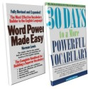 Word Power Made Easy and 30 Days to a More Powerful Vocabulary (Set of 2 Books) price comparison at Flipkart, Amazon, Crossword, Uread, Bookadda, Landmark, Homeshop18
