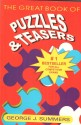 The Great Book of Puzzles & Teasers price comparison at Flipkart, Amazon, Crossword, Uread, Bookadda, Landmark, Homeshop18