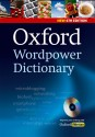 Oxford WordPower Dictionary (With CD-ROM) 4 Edition price comparison at Flipkart, Amazon, Crossword, Uread, Bookadda, Landmark, Homeshop18