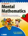 S.CHAND'S MENTAL MATHEMATICS 1 price comparison at Flipkart, Amazon, Crossword, Uread, Bookadda, Landmark, Homeshop18