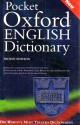 Pocket Oxford English Dictionary 10th Edition price comparison at Flipkart, Amazon, Crossword, Uread, Bookadda, Landmark, Homeshop18