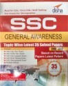 SSC General Awareness Topic wise LATEST 35 Solved Papers  2010 2016  9789386323262 available at Flipkart for Rs.82