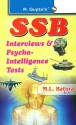 SSB Interviews and Psycho Intelligence Tests price comparison at Flipkart, Amazon, Crossword, Uread, Bookadda, Landmark, Homeshop18