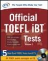 Official TOEFL iBT Tests, Volume 1 [With CD (Audio)] price comparison at Flipkart, Amazon, Crossword, Uread, Bookadda, Landmark, Homeshop18
