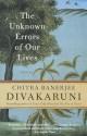 The Unknown Errors of Our Lives price comparison at Flipkart, Amazon, Crossword, Uread, Bookadda, Landmark, Homeshop18