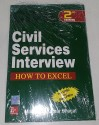 Civil Services Interview: How to Excel for UPSC and State PSCs 2nd  Edition price comparison at Flipkart, Amazon, Crossword, Uread, Bookadda, Landmark, Homeshop18