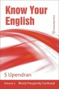Know Your English price comparison at Flipkart, Amazon, Crossword, Uread, Bookadda, Landmark, Homeshop18