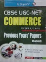 UGC-NET Commerce Previous Papers (Solved) 1st Edition price comparison at Flipkart, Amazon, Crossword, Uread, Bookadda, Landmark, Homeshop18