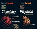Handbook of Physics, Chemistry & Mathematics (Set of 3 Books) price comparison at Flipkart, Amazon, Crossword, Uread, Bookadda, Landmark, Homeshop18