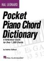 Hal Leonard Pocket Piano Chord Dictionary: A Reference Guide for Over 1,300 Chords price comparison at Flipkart, Amazon, Crossword, Uread, Bookadda, Landmark, Homeshop18