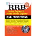 RRB JUNIOR ENGINEER AND SENIOR SECTION ENGINEER CIVIL ENGINEERING Exam Book (English) price comparison at Flipkart, Amazon, Crossword, Uread, Bookadda, Landmark, Homeshop18