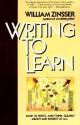 Writing to Learn price comparison at Flipkart, Amazon, Crossword, Uread, Bookadda, Landmark, Homeshop18
