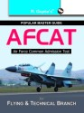 AFCAT Air Force Common Admission Test Exam for Flying and Technical Branch Guide 1st Edition price comparison at Flipkart, Amazon, Crossword, Uread, Bookadda, Landmark, Homeshop18