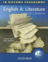 English A: Literature Course Companion price comparison at Flipkart, Amazon, Crossword, Uread, Bookadda, Landmark, Homeshop18