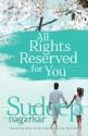 All Rights Reserved for You price comparison at Flipkart, Amazon, Crossword, Uread, Bookadda, Landmark, Homeshop18