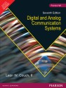 Digital & Analog Communication Systems  English  7th Edition available at Flipkart for Rs.428