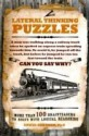 Lateral Thinking Puzzles: More Than 100 Brainteasers to Solve with Logical Reasoning price comparison at Flipkart, Amazon, Crossword, Uread, Bookadda, Landmark, Homeshop18