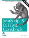 JavaScript and DHTML Cookbook, 2/ed, 620 Pages 0th Edition price comparison at Flipkart, Amazon, Crossword, Uread, Bookadda, Landmark, Homeshop18