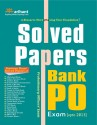 Bank PO Exam - Solved Papers (Upto 2013) price comparison at Flipkart, Amazon, Crossword, Uread, Bookadda, Landmark, Homeshop18