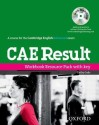 CAE Result: Workbook Resource Pack with Key [With CDROM] New ed Edition price comparison at Flipkart, Amazon, Crossword, Uread, Bookadda, Landmark, Homeshop18