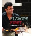 Flavors First: An Indian Chef's Culinary Journey price comparison at Flipkart, Amazon, Crossword, Uread, Bookadda, Landmark, Homeshop18