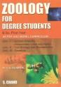 Zoology For Degree Students (B. Sc. 1st year) 1st Edition price comparison at Flipkart, Amazon, Crossword, Uread, Bookadda, Landmark, Homeshop18
