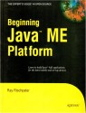 Beginning Java Me Platform 1st Edition 9788184891522 available at Flipkart for Rs.449