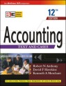 Accounting : Text and Cases 12 Edition price comparison at Flipkart, Amazon, Crossword, Uread, Bookadda, Landmark, Homeshop18