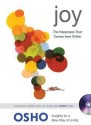 Joy: The Happiness That Comes from Within [With DVD] price comparison at Flipkart, Amazon, Crossword, Uread, Bookadda, Landmark, Homeshop18